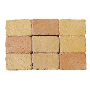 gulmix stenbelægning